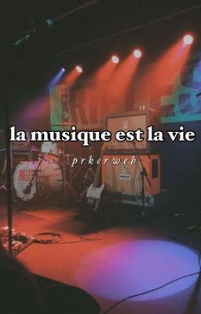 la musique est la vie    PLAYLISTS & MUSIC by prkerweb