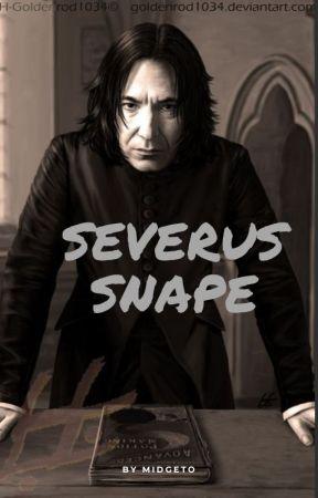 My Always. Severus Snape x Reader. by Mid9eto