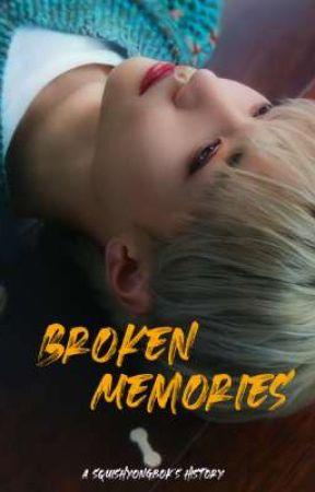 broken memories ; a hyunlix's story by squishyongbok