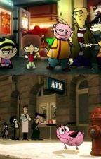 Human Autobot in Cartoon Network City, de PauloGamenha