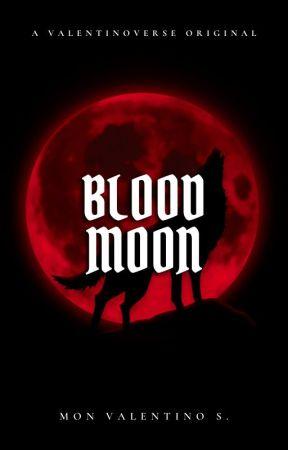 BLOOD MOON © (remus lupin, english) by monvalentino