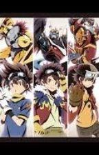 Digimon: Colisión de mundos by FranciscoGomez458