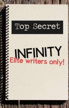 THE INFINITY TEAM by supremewriter77