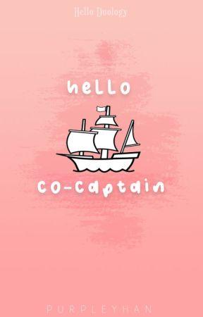 Hello, Co-Captain by purpleyhan