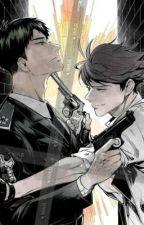 Accidental Encounter With The Mafia   Ushioi And Sakuatsu   AEWTM  by Ruby30666