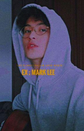 Ex ; Mark Lee by kecebongkorea