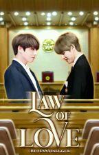 Law of Love by jennytaegguk