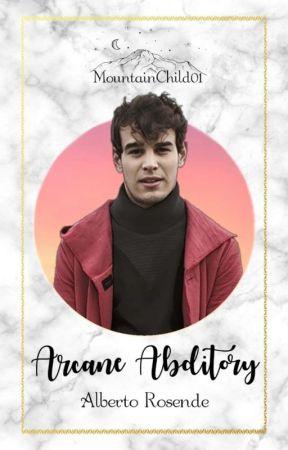Arcane Abditory [Alberto Rosende X Reader IG Story]  by MountainChild01
