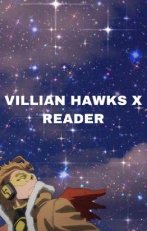 villain hawks x reader by Araz656