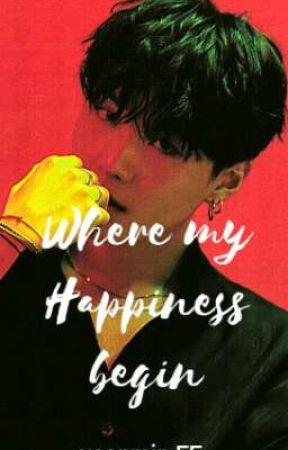 Where my Happiness Begin © MYG -PJM  by Roxi_Rush
