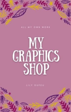 My Graphics Shop by lilypadsxfrogs