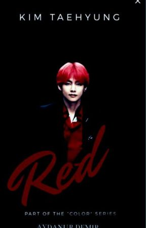 RED//Taehyung by aydanur2