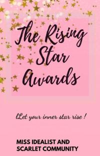 THE RISING STAR AWARDS (CLOSED) cover