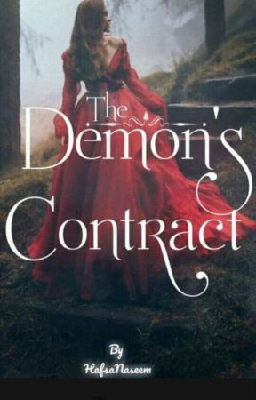 The Demon's Contract (On Hold) by HafsaNaseem