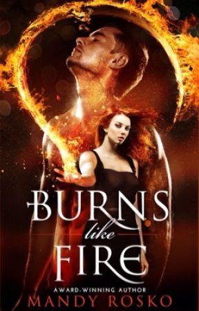 Burning Up Inside by Mandyrosko