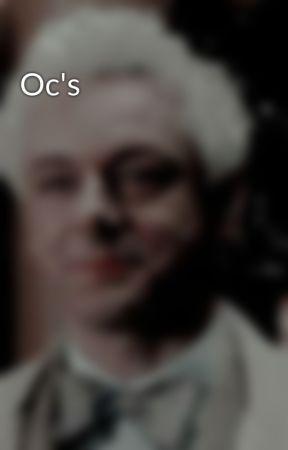 Oc's by CookiecakeUwU
