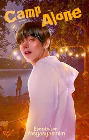 Camp Alone ◍ Kim Taehyung by rosievnts