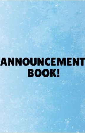 ✨Announcement Book!✨ by Hab_Loves_Autumn