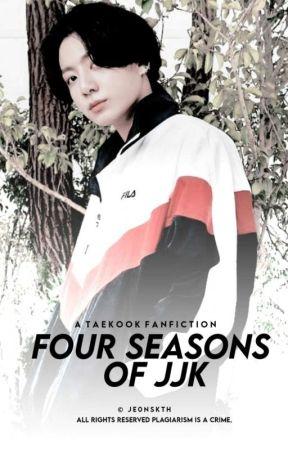 four seasons of jjk ; tk ✓  by JE0NSKTH