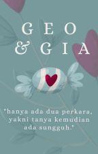 Geo & Gia #2 by amandalia30