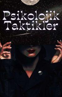 PSİKOLOJİK TAKTİKLER cover
