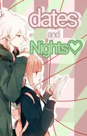 dates and nights💗💚 komanami by Illumisdeadskincells