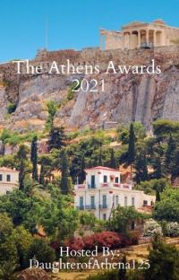 The Athens Awards 2021 cover