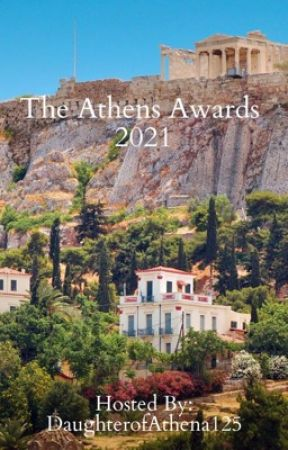 The Athens Awards 2021 by DaughterofAthena125