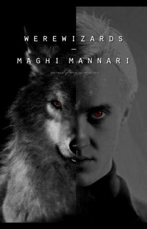 WereWizards - Maghi Mannari by malfoyxoxo
