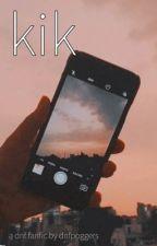kik. | dnf  by dnfpoggers