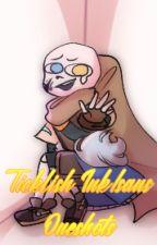 Ticklish Ink!Sans One-Shots by Violet_Royale