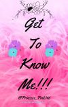 Get To Know Me!!! cover