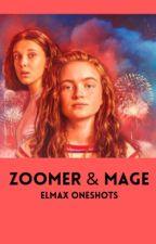 Zoomer & Mage: Elmax Oneshots by itslaela