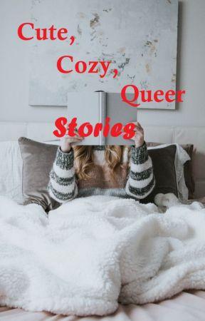 Cute, Cozy, Queer Stories by FlyBiEnby