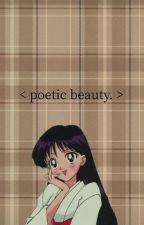 ✓ POETIC BEAUTY ━ justin huang by peachzennie