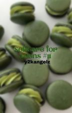 ↳ selfcare for teens *book 11* **COMPLETED** by y2kangelz