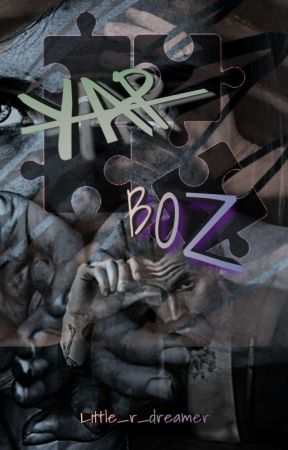 YAP - BOZ (ASKIDA)  by little_r_dreamer