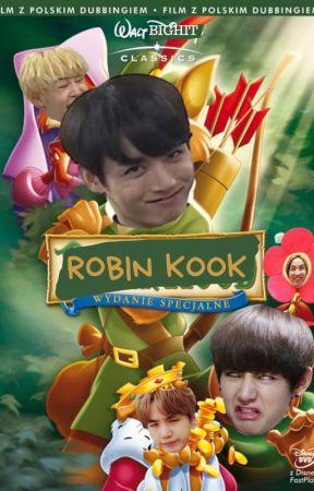 ROBIN KOOK- wydanie specjalne by BangtanTrudneSprawy