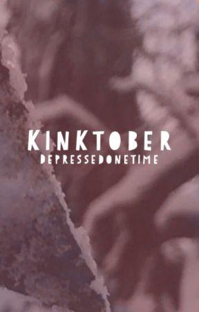 Kinktober (Frerard) by Depressedonetime