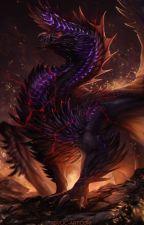 Black dragon God of destruction by Dio167208