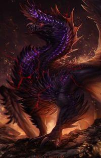 Black dragon God of destruction cover