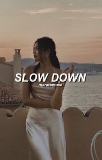 𝐬𝐥𝐨𝐰 𝐝𝐨𝐰𝐧 ⋆ 𝗮𝘃𝗲𝗿𝘆 cover