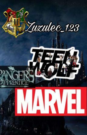 Ze života milovníka: TVD,TW,HU,HP,Marvel by zuzulec_123