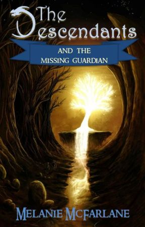 The Descendants and the Missing Guardian by mcfarlanebooks
