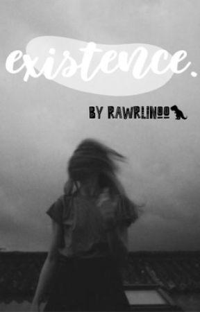 EXISTENCE. | stray kids ff by rawrlinoo