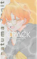 CRACK | ᵃ ᵏⁿʸ ᶜʰᵃᵗᶠⁱᶜ ˢᵗᵒʳʸ  by RavenHairedSetter