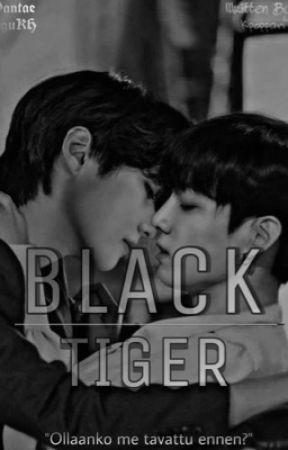 Black Tiger [Taekook] by k-poppari