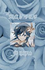 Stuck in my head || Venti x Fem!Reader by kuriyuu