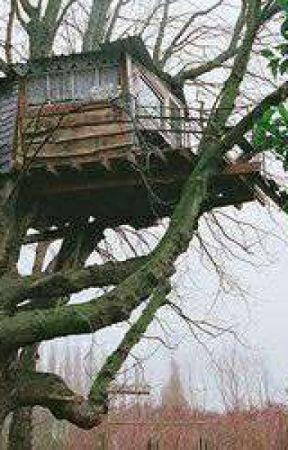 Treehouse || TAEJIN by -PiggyOwlMin-