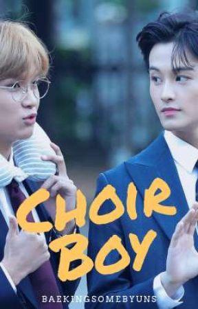 Choir Boy | Markhyuck by BaekingSomeByuns
